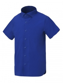 Camicia Allterrain by Descente Seamless Stretch colore blu azzur prezzo