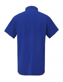 Allterrain by Descente Seamless Stretch azurite blue shirt mens shirts buy online