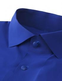 Camicia Allterrain by Descente Seamless Stretch colore blu azzur camicie uomo prezzo
