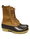 Stivaletto L.L. BEAN New Bean Boots marrone chiaro acquista online LLS175054 BEAN BOOT BROWN