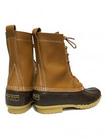 L.L. BEAN New Bean Boots light brown price
