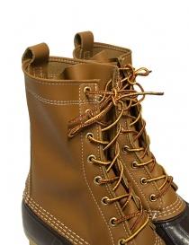 Stivaletto L.L. BEAN New Bean Boots marrone chiaro calzature uomo acquista online
