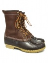 L.L. BEAN Shearling Bean Boots mid brown buy online LLS286362 SHEARLING BOOT