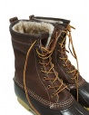 Stivaletto L.L. BEAN Shearling Bean Boots marrone medio LLS286362 SHEARLING BOOT acquista online