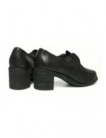 Scarpa Guidi M82 in pelle nera calzature donna acquista online