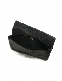 Guidi EN02 black leather wallet wallets buy online