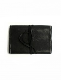 Guidi TBC01 black leather tobacco case