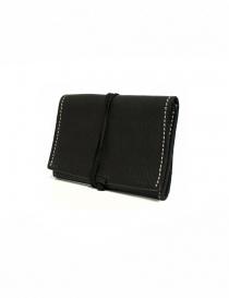 Guidi TBC01 black leather tobacco case price