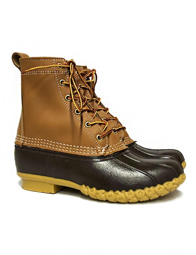 L.L. BEAN Bean Boots light brown (six holes)
