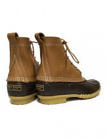 Stivaletto L.L. BEAN Bean Boots marrone chiaro (sei buchi) prezzo