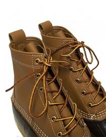 Stivaletto L.L. BEAN Bean Boots marrone chiaro (sei buchi) calzature donna acquista online