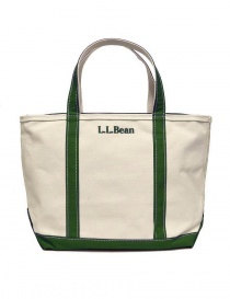 L.L. Bean green finishing tote bag LLA304807-52001-ZIP order online