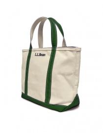 Borsa tote L.L. Bean con dettagli verdi acquista online