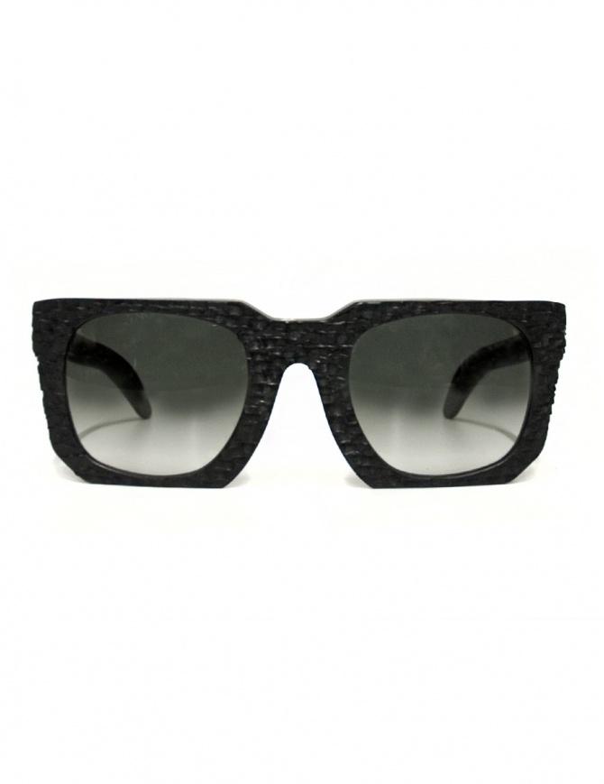 Kuboraum Maske U3 matte black sunglasses
