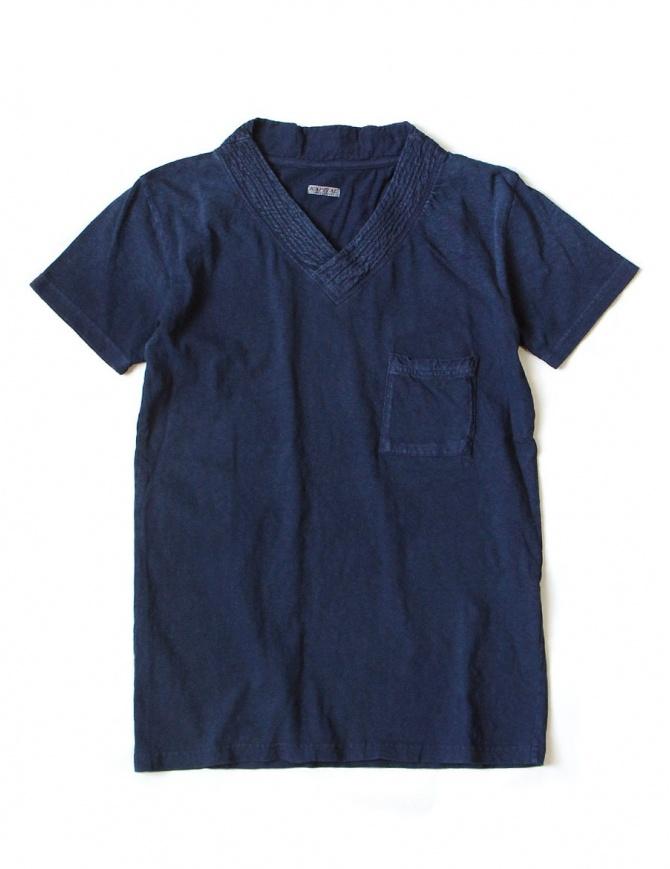 Kapital indigo t-shirt
