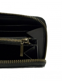 Ptah black camouflage wallet