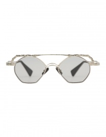 Glasses online: Kuboraum Mask H50 metal color sunglasses