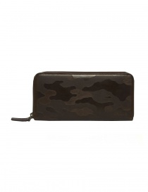 Ptah choco camouflage wallet