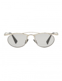 Glasses online: Kuboraum Mask H52 metal color sunglasses