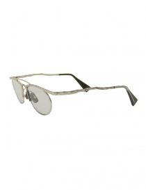 Occhiale da sole Kuboraum Maske H52 colore metallo acquista online