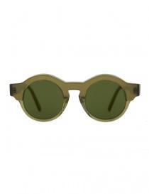 Kuboraum Maske K9 green sunglasses