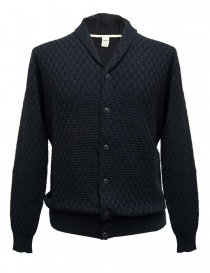 Grp night blue cardigan