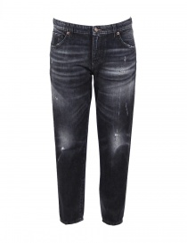 Jeans Avantgardenim Vintage Black Boy Carrot 062U-4194-BLK-BOY-CAR order online