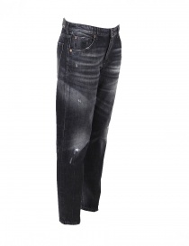 Avantgardenim Vintage Black Boy Carrot denim