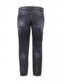 Jeans Avantgardenim Vintage Black Boy Carrot prezzo