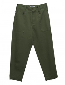 Cellar Door Baker green trousers BAKER-A169-COL-76