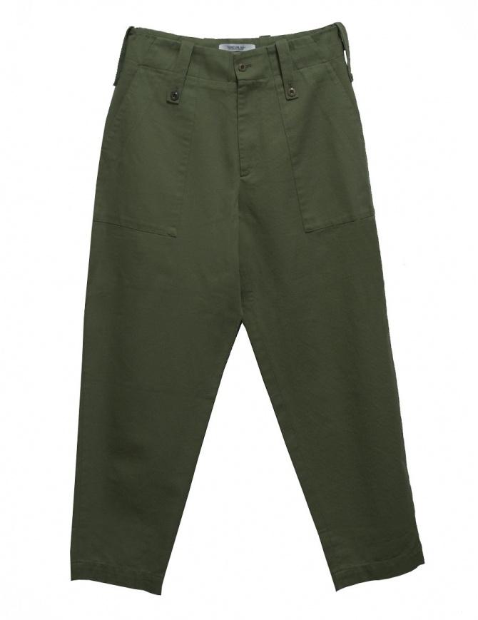 Cellar Door Baker green trousers