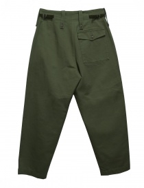Cellar Door Baker green trousers