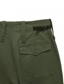Cellar Door Baker green trousers price