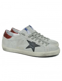 Golden Goose Superstar grey sneakers G31MS590-C92-31MM order online