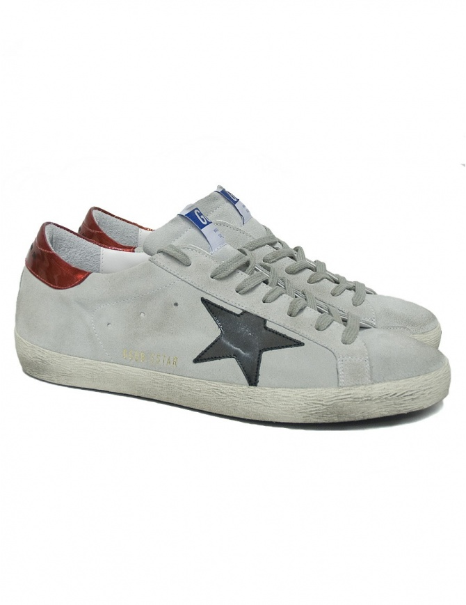 Golden Goose Superstar grey sneakers G31MS590-C92-31MM