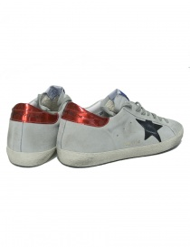 Golden Goose Superstar grey sneakers price
