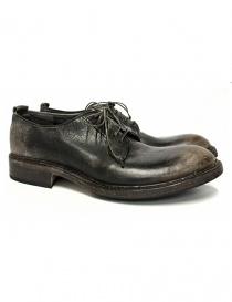 Scarpa Shoto in pelle marrone scuro 2242-H-ROVER-FIORE-G order online