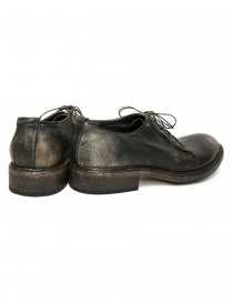 Shoto dark brown leather shoes price