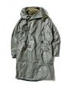 Parka Kapital Army Twill Oil colore verde grigio acquista online K16003LJ027 GRK