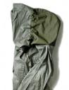 Parka Kapital Army Twill Oil colore verde grigio K16003LJ027 GRK prezzo