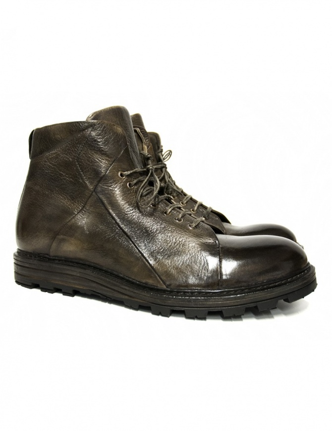 Shoto Deer Dive leather ankle boots