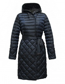 'S Max Mara Tref navy goose down jacket TREF-003-BLU order online