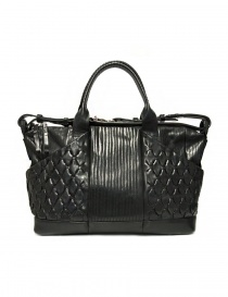 Cornelian Taurus by Daisuke Iwanaga black leather bag CO17SSBB010ST order online