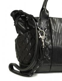Borsa Cornelian Taurus by Daisuke Iwanaga in pelle nera borse acquista online