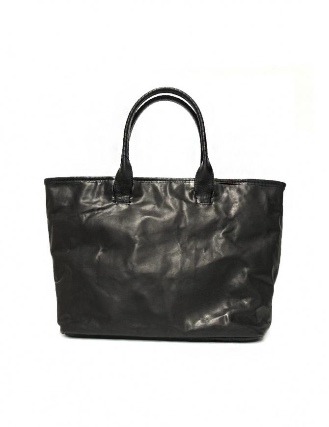 Cornelian Taurus by Daisuke Iwanaga horse leather bag