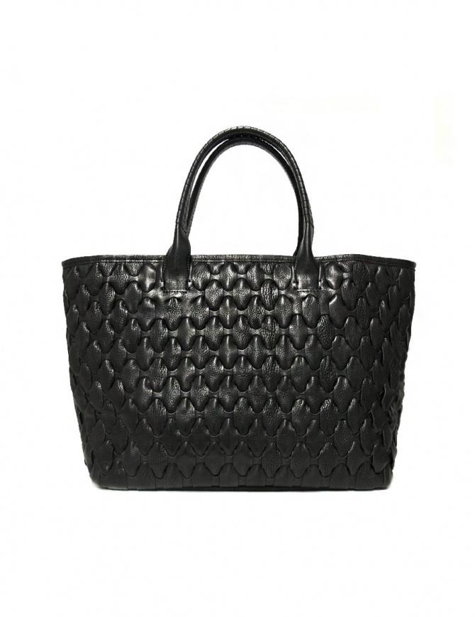 Cornelian Taurus by Daisuke Iwanaga plaited leather bag