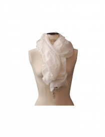 as know as scarf in white colour online