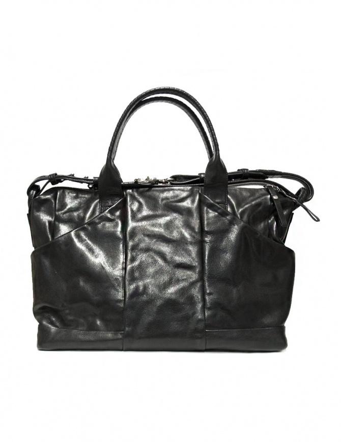 Cornelian Taurus by Daisuke Iwanaga steer leather bag