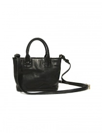 Cornelian Taurus by Daisuke Iwanaga black leather small bag CO17FWCO040 order online