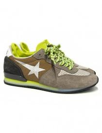 Golden Goose Haus fluo details sneakers H31WS903-A2-31HW